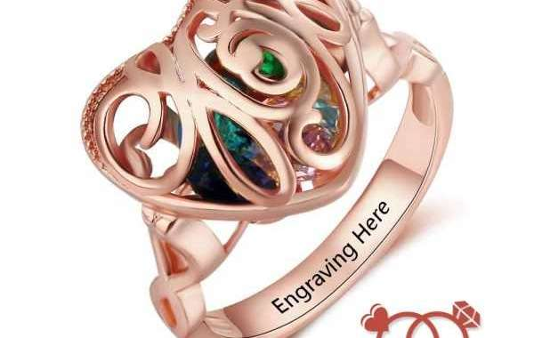 The Basic Facts of Birthstone Rings