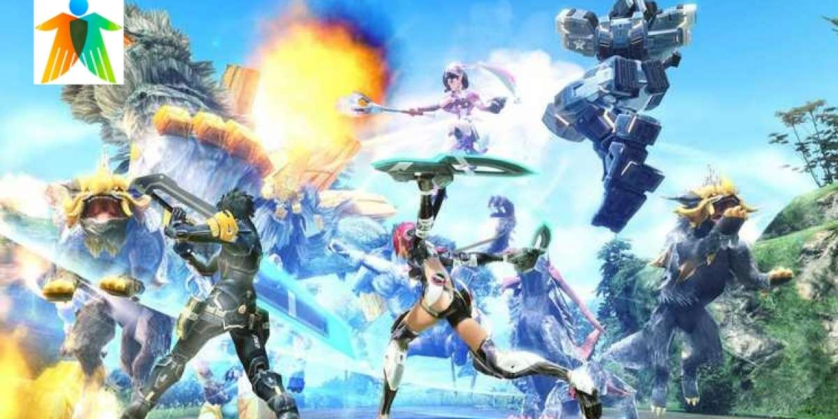 Phantasy Star Online 2 episode 5 will soon be released globally