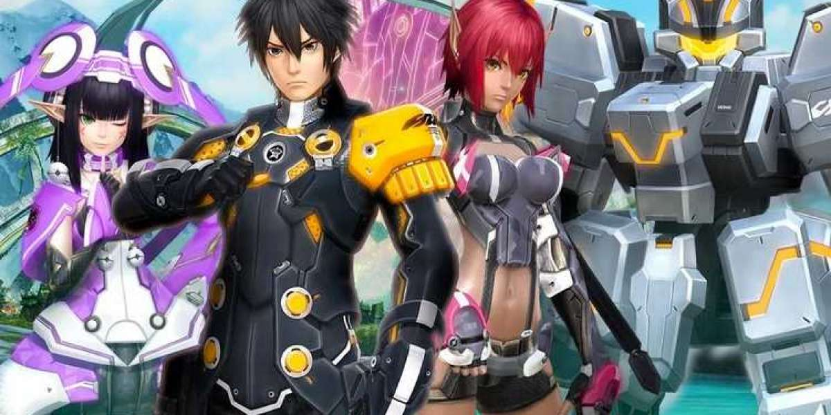 The number of registered players in Phantasy Star Online 2 Global has far exceeded one million