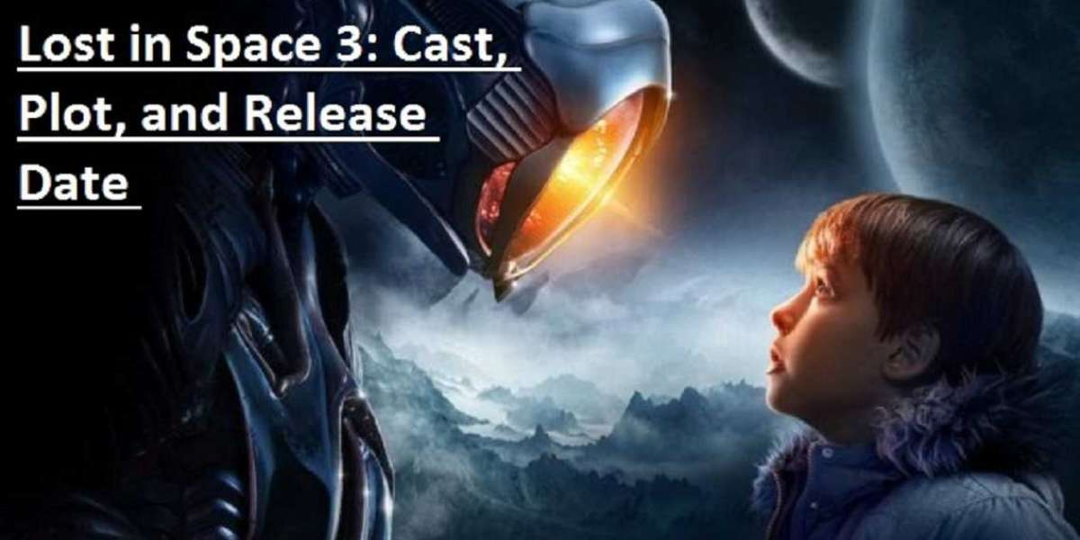 Lost in Space 3: Cast, Plot, and Release Date