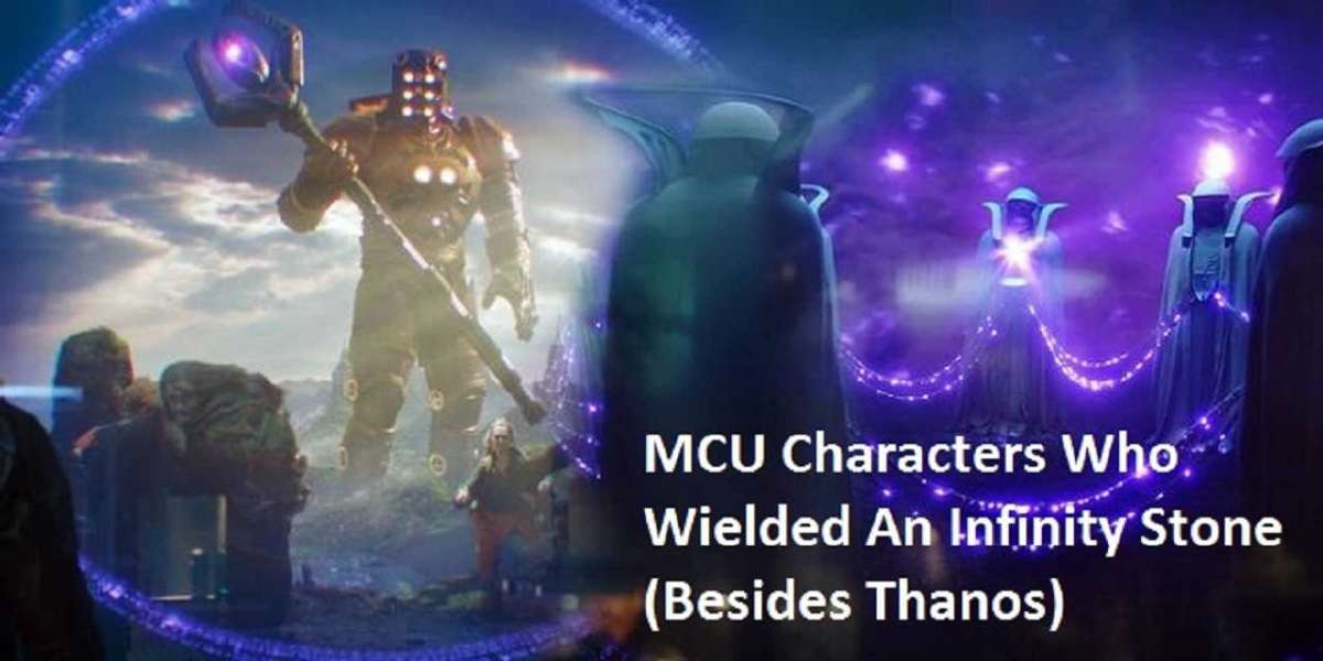MCU Characters Who Wielded An Infinity Stone (Besides Thanos)
