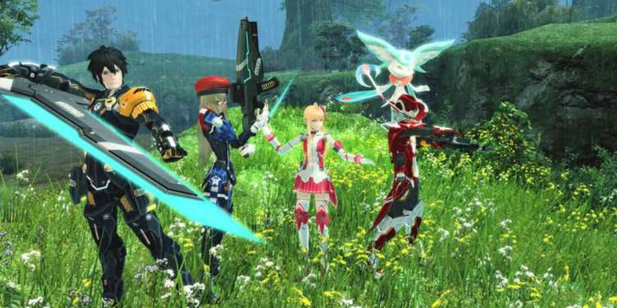 Sega showcased PSO2: New Genesis, new details we can learn
