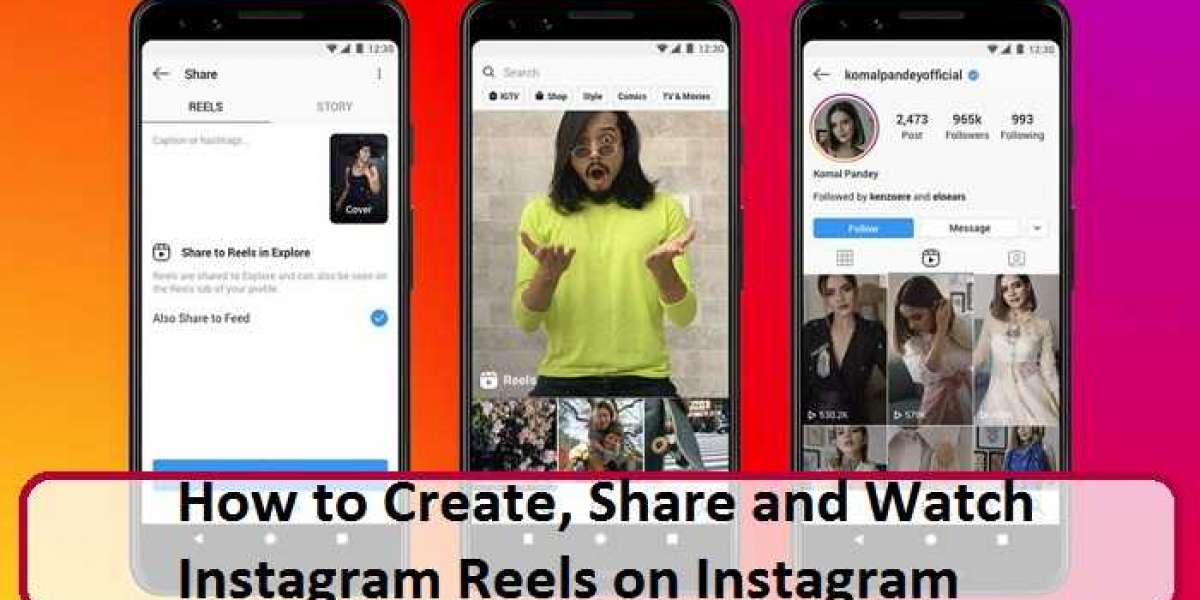 How to Create, Share and Watch Instagram Reels on Instagram
