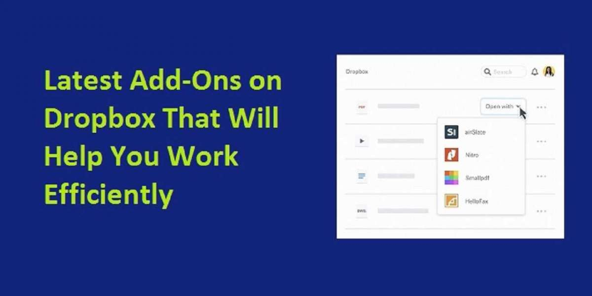 Latest Add-Ons on Dropbox That Will Help You Work Efficiently