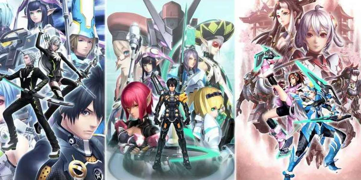 What about Sega's PSO2: New Genesis