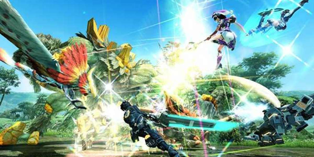 Actually Phantasy Star Online 2: New Genesis is an indie game