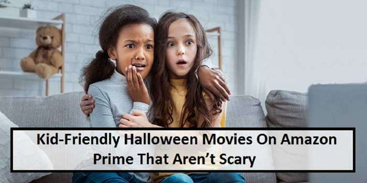 Kid-Friendly Halloween Movies On Amazon Prime That Aren't Scary