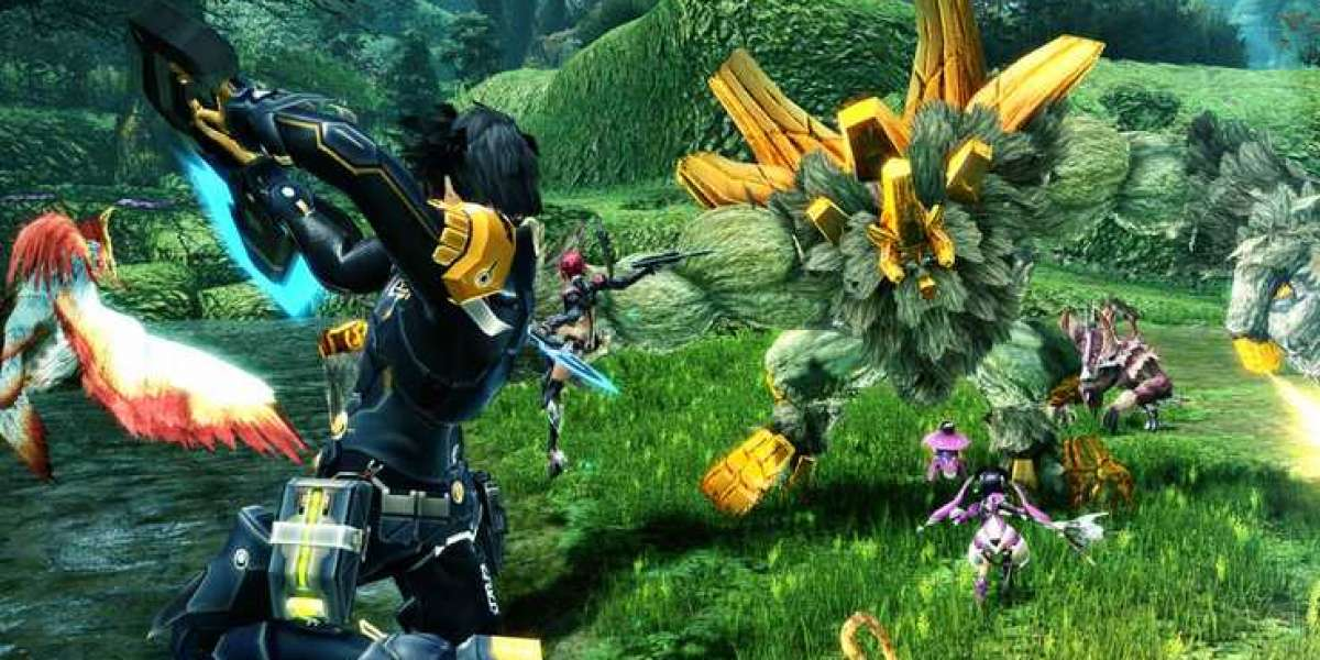 Phantasy Star Online 2 is also working hard to make players like it more