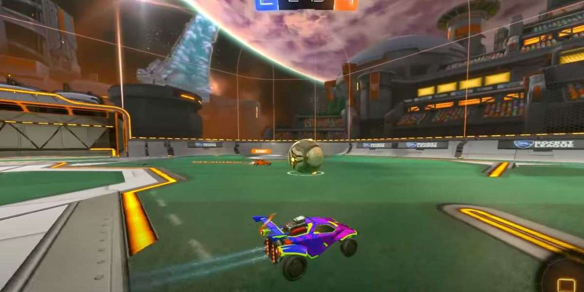How to earn Credits in Rocket League