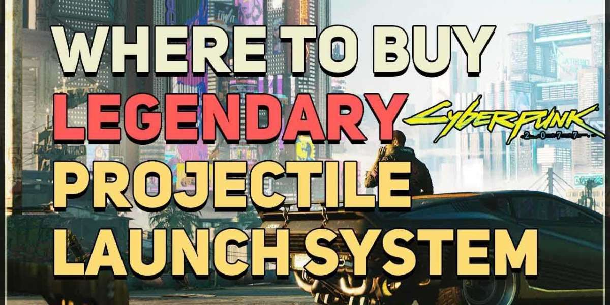 Cyberpunk 2077: Where to Get Legendary Projectile Launch System