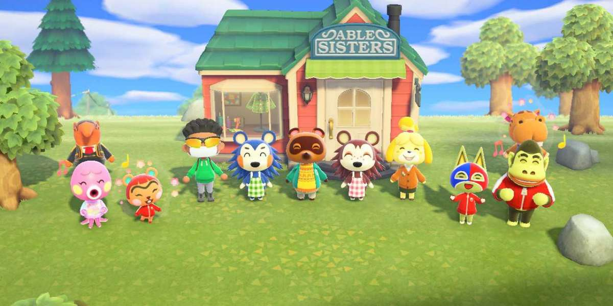 Spooky item set for Animal Crossing New Horizons Halloween