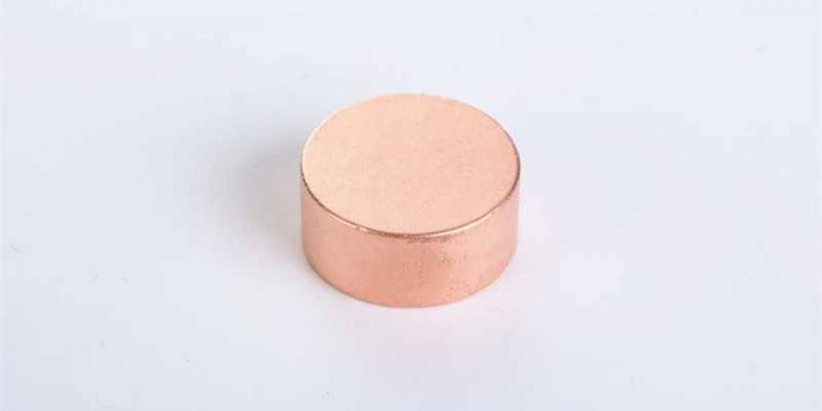 It Is A Scientific Piece Of Strong Neodymium Magnet Equipment