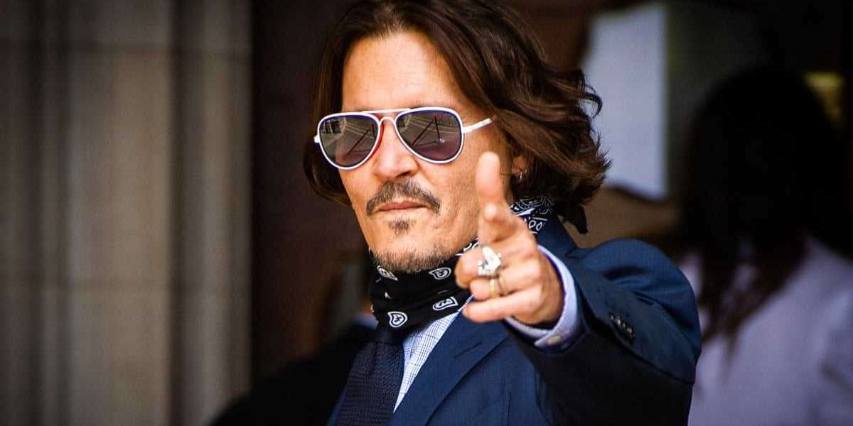 Former Pirates of the Caribbean Star Johnny Depp Is Likely to Star Opposite to Winona Ryder in the Next Film