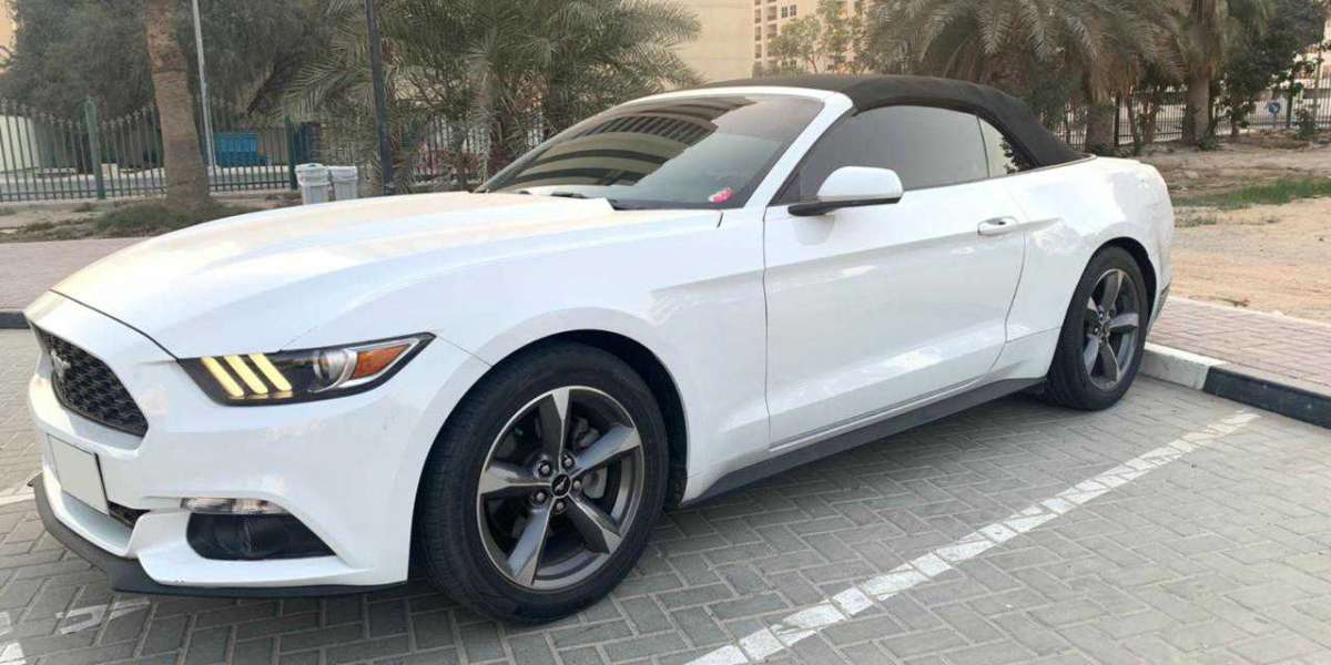 5 benefits of renting Ford Mustang in Dubai