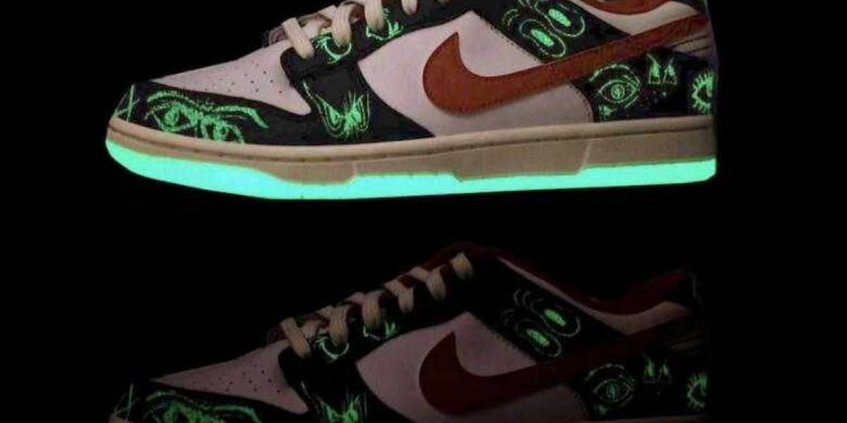 DD0357-100 Nike Dunk Low Halloween to Release on October 2021
