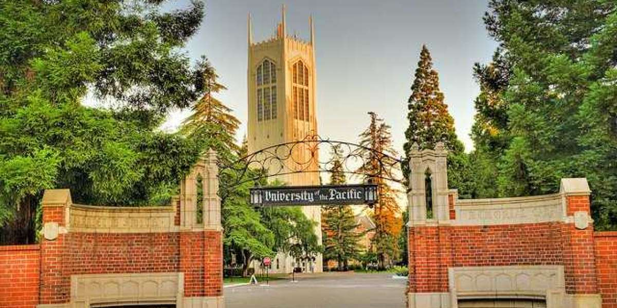 My University of Choice – the University of the Pacific